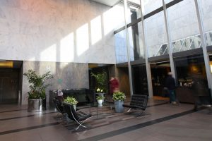 Seattle Smiles Dental – Puget Sound Plaza Lobby