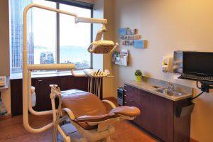 Treatment Chair View