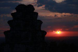 Angkor Wat Sunset – Cambodia