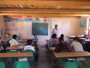 Copper Canyon – Tarahumara Indian Children Schoolhouse