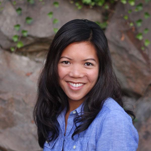 Dr. Jenny Nguyen smiling