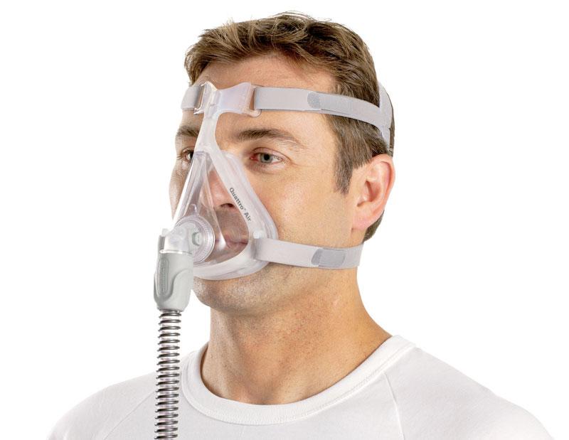 Seattle Smiles Dental – Sleep Apnea CPAP Mask